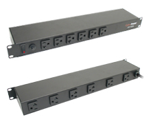 CPS1220RM Cyberpower Rackmount Power Photo