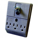 DTK-3GTP - Plug-in Wall Mount (Power Strips) Surge Protection (TVSS) image