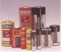 Eveready Batteries image