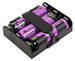 MPD AA Battery Holders Photo of BK-1280-PC6