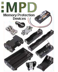 memory protection devices battery holder part page