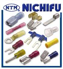 Nichifu Solderless terminals and lugs