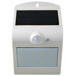 Solar LED Light with Motion Detector