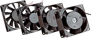 80x80mm Cooling Fans photo