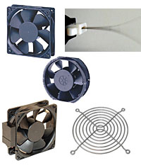 AC Fan, DC Fan, AC?DC fan, Piezo Fan and Fan Guard