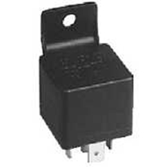SKTT-1C-12VDC - DPDT 40A 12VDC automobile Relay, cross for VF4-45F11