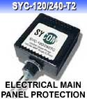 SYC-120/240-T2 - Electrical Main Panel Protection