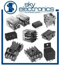 Sky relays and sockets