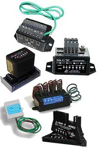 Low Voltage Voice and Data Surge Protectors
