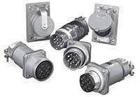 SK and SKW Multi-Circuit Plugs and Recepticles