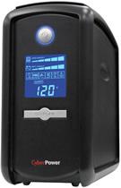 CP1000AVRLCD - 1000VA / 580W UPS with LCD Status Panel