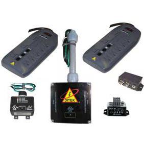 DTK-WH8PLUS - Whole House Surge Protection Kit