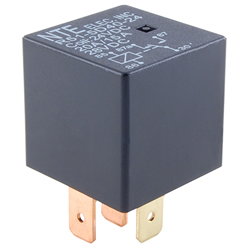 R51-1D40-24 - Plug-in Mount SPST-NO 50A 24VDC automobile Relay