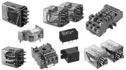 General Purpose, PC Mounts, Power, and Automotive Relays